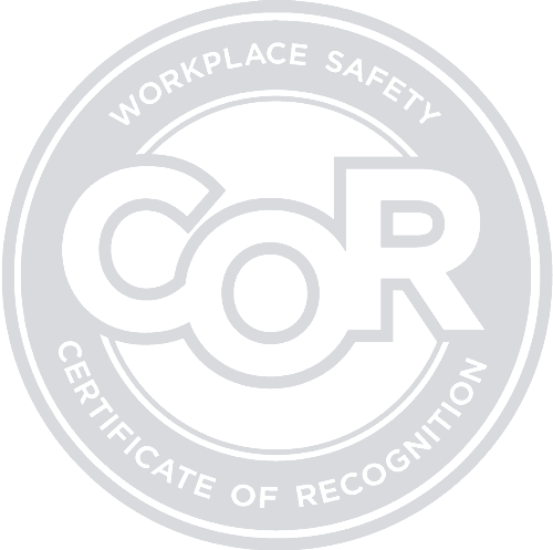 COR Certified - Occupational Health & Safety