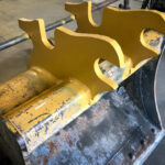 welding fabrication and repair of heavy equipement parts